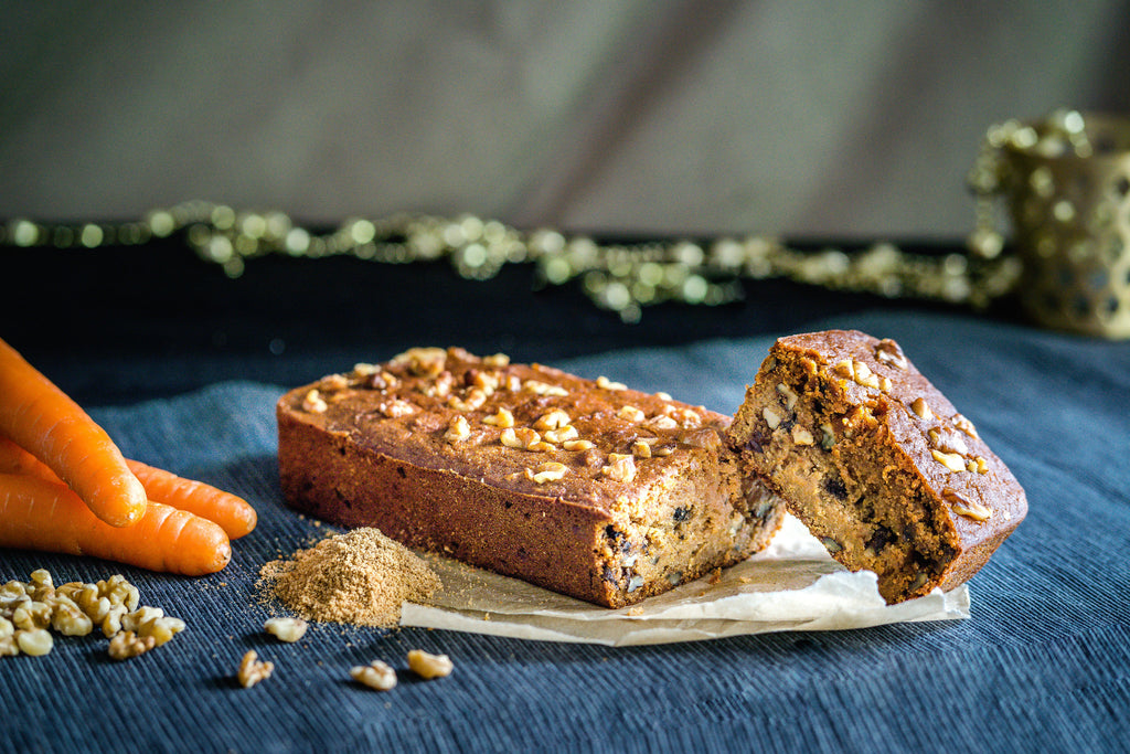 Gollybunny <br>The vegan walnut carrot cake