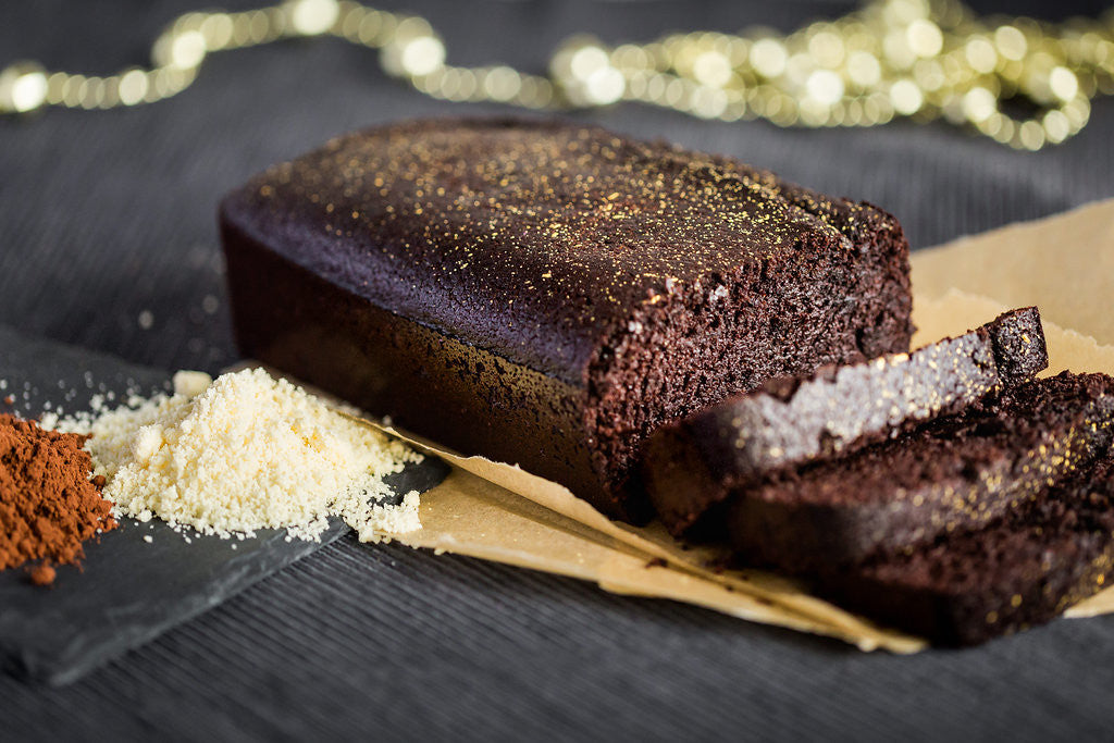 Golly <br>The signature dark chocolate cake