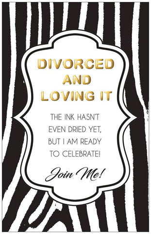 Divorced & Loving It