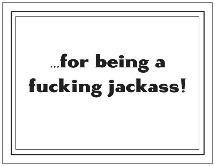 Im sorry split greeting cards im sorry thecheapjerseys Image collections