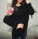 Slim Knit Sweater