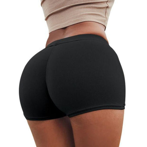 Summer Fashion Sexy High Waist Casual Sport Show Thin Shorts