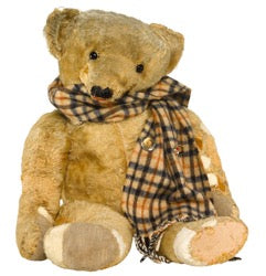 "Enter the British Teddy Bear Antique ""Aloysius"" Awards"