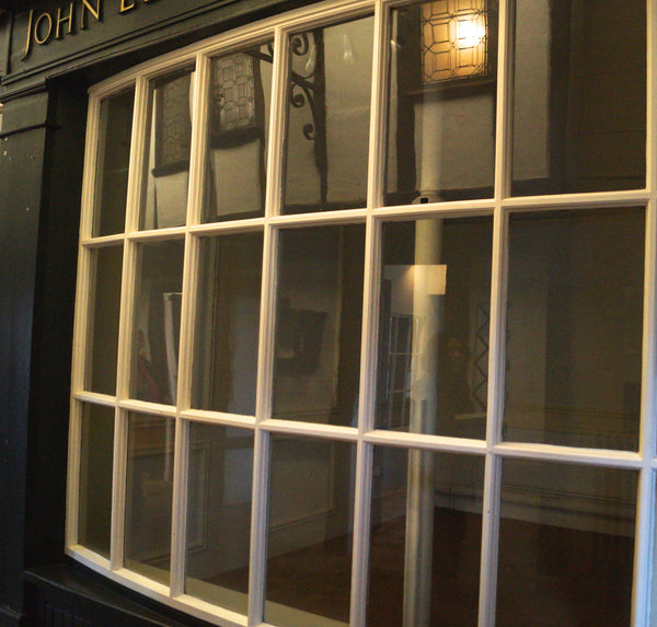 4. The Mews. Ground Floor High Street 6' No Elec. Shop 7, 8 and 9