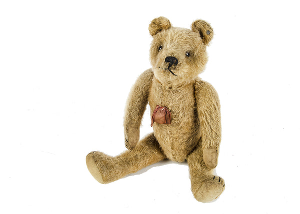 Section Antique B 1. A French Teddy Bear.