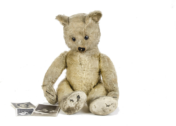 "Section Antique A 1. British Teddy Bear/Animal. Pre 1940 ""Front, back and sides"" Perfect!"