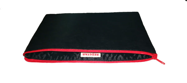 Black Zipper Pouch/Wallet