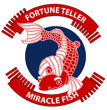 Fortune Teller Fish - Powered By Oddball Novelty