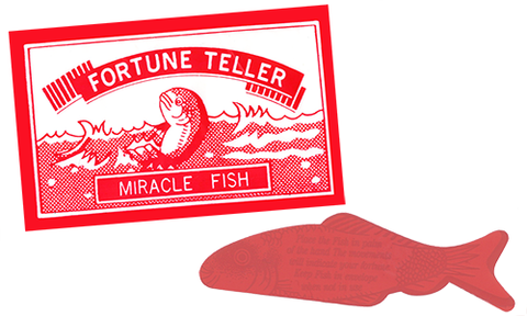 50 Fortune Teller Miracle Fish