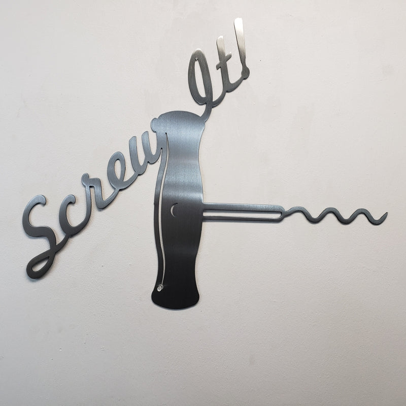 Screw It / Cork screw