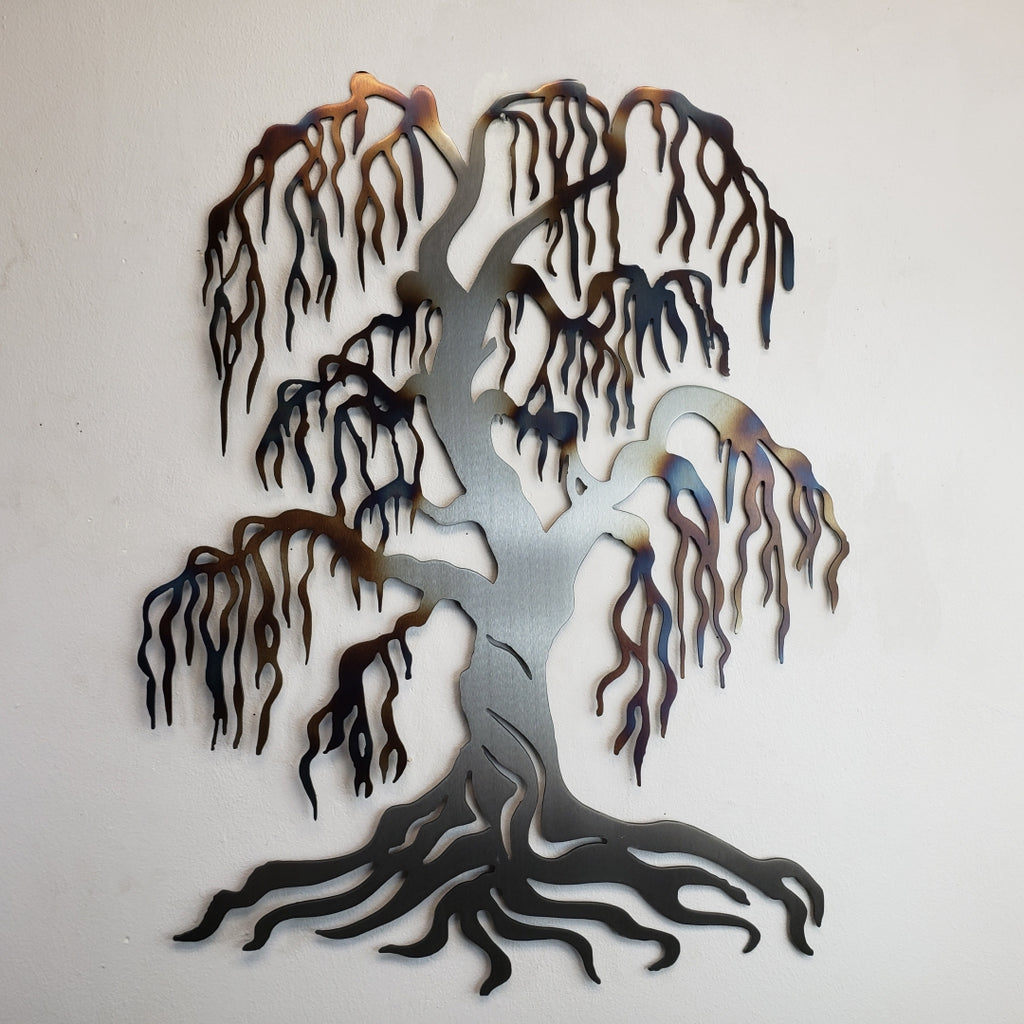Heat Treated Weeping Willow
