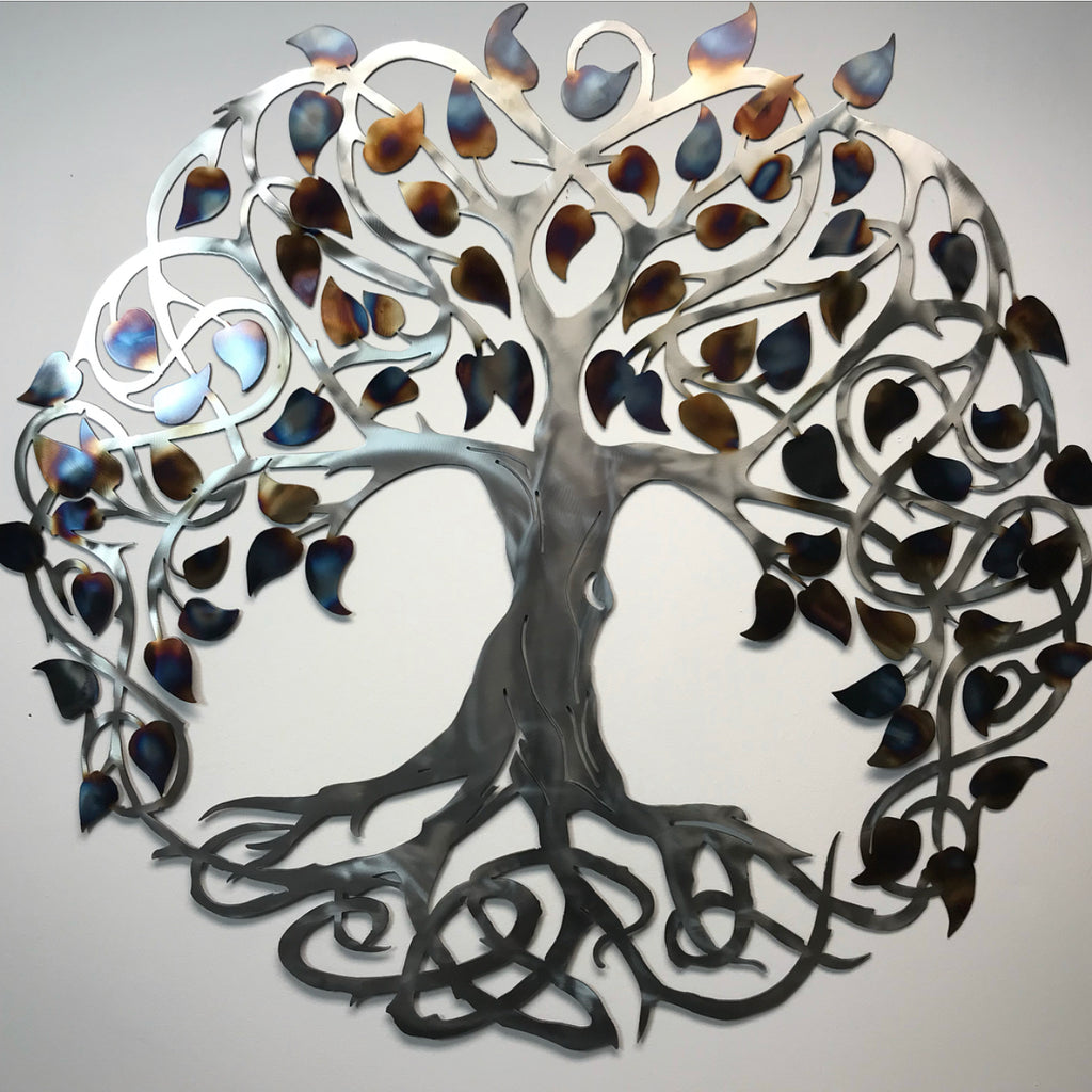 Keltic Tree of Life / Heat Treated