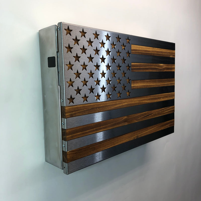 "Strong Box ""SLIDER"" Freedom Cabinet"