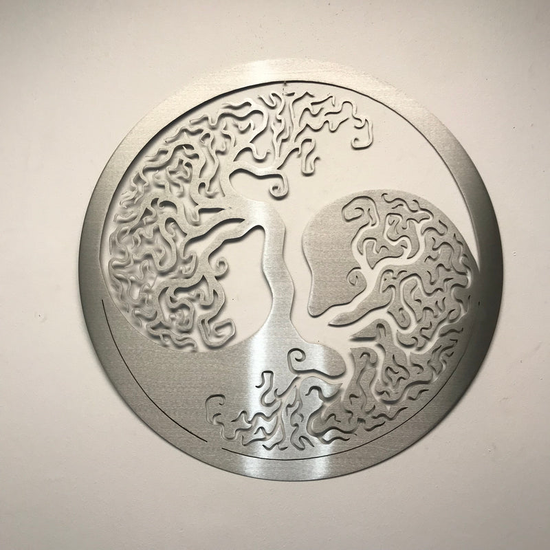 Ying Yang Tree of Life