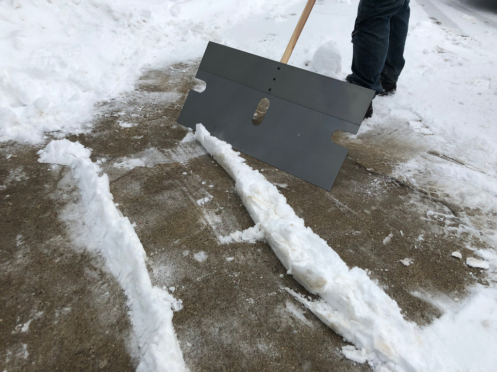 The Tony Montana Scar Face Snow Shovel