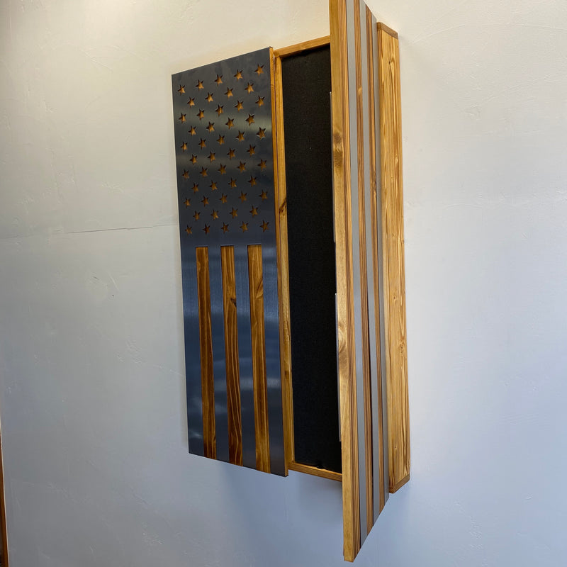 "The ""VERTICAL"" Freedom Cabinet"
