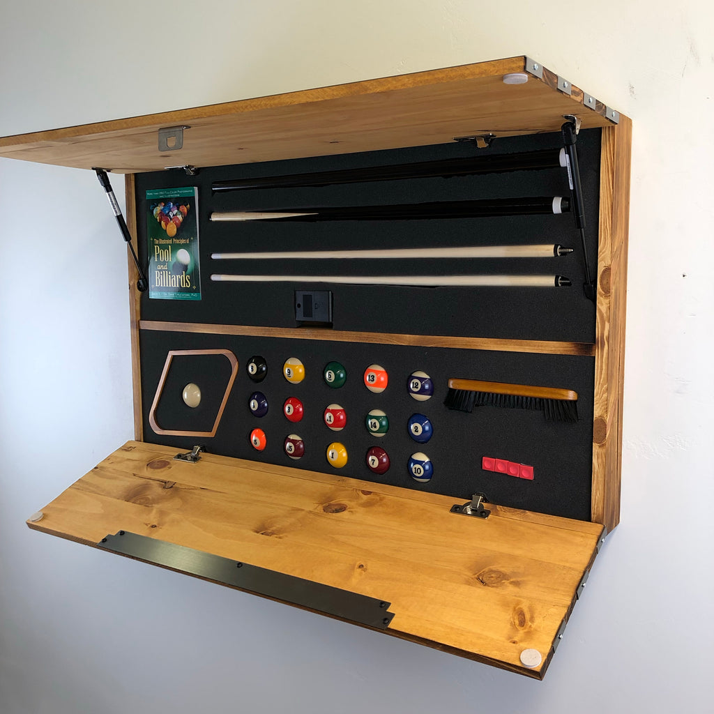 Pool / Billiards Freedom Cabinet