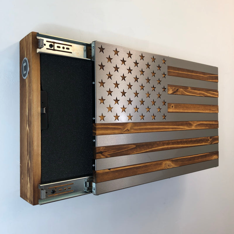 "The ""SLIDER"" Freedom Cabinet"