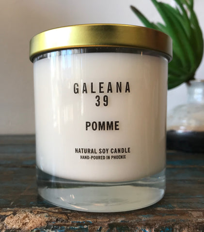 POMME Soy Candle
