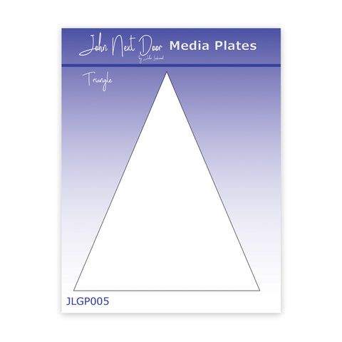 JND Media Plate Triangle