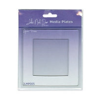 NEW John Next Door Media Plate - Square Frame
