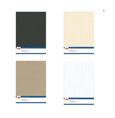 Linen card - Neutrals pack