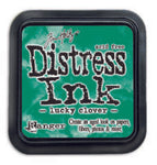 Distress Ink Pad - Lucky Clover