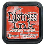 Distress inks - Crackling Campfire