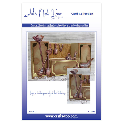 JOHN NEXT DOOR CARD COLLECTION - BRIDGE CARD (12PCS)