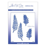 John Next Door Additions Dies - Ferns (4pcs)