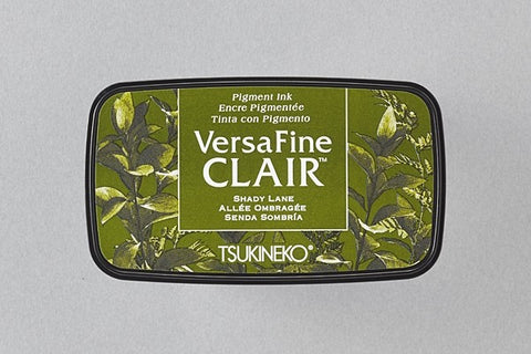 Versafine Clair Ink Pad - Shady Lane