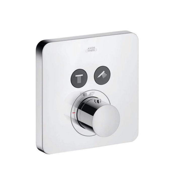 AXOR ShowerSelect Soft 壁埋式 2出水恆溫龍頭 thermostatic mixer for concealed installation for 2 outlets