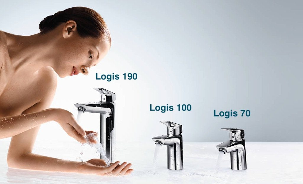 Hansgrohe Logis 70 面盆龍頭
