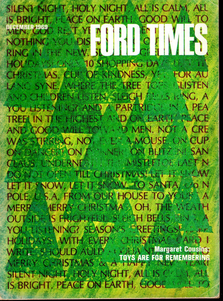 Charley Harper Ford Times