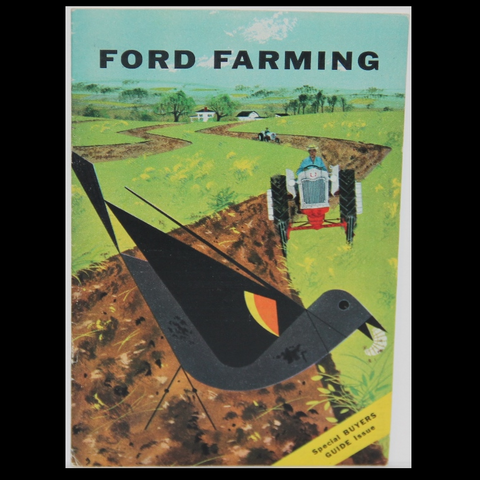 Ford Farming 1957 Special BUYERS GUIDE Issue