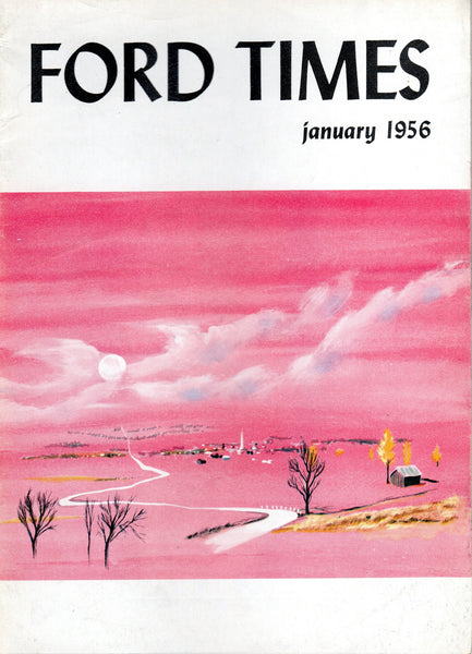 1956_01 January Ford Times Magazine - Charley Harper