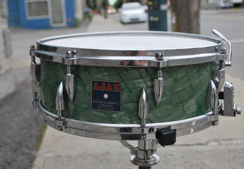 "AJAX 5x14 ""Pipper"" Snare-used snare AJAX"