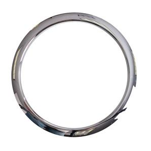 "Bass Drum Hole Protectors bass drum Gibraltar 4"" Chrome"