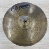 "Bosphorus 16"" New Orleans Crash - Used drum kit Bosphorus"