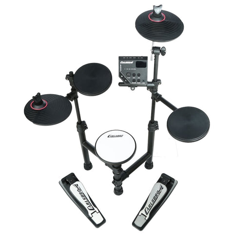 Carlsboro Club 100 Electronic Drum Set - New drum kit Carlsboro