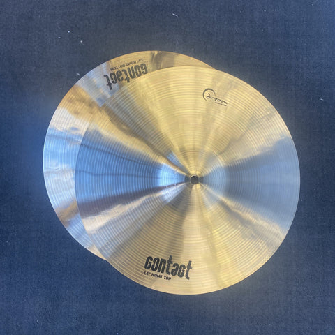 "Dream 14"" Contact Series HiHats - New drum kit Dream"