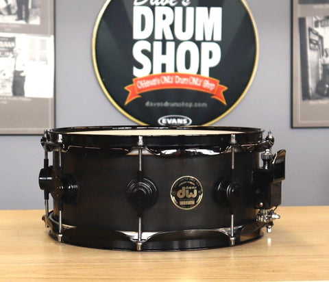 "DW Craviotto ""Terry Bozzio"" 12 x 5 Snare - Signed drum kit DW"