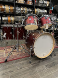 DW Design Series 6pc Set in Crimsom Metallic - New drum kit DW