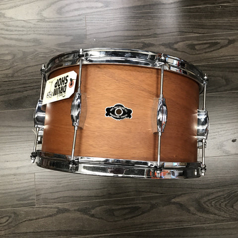 George Way 8x14 Walnut Snare - used drum kit George Way