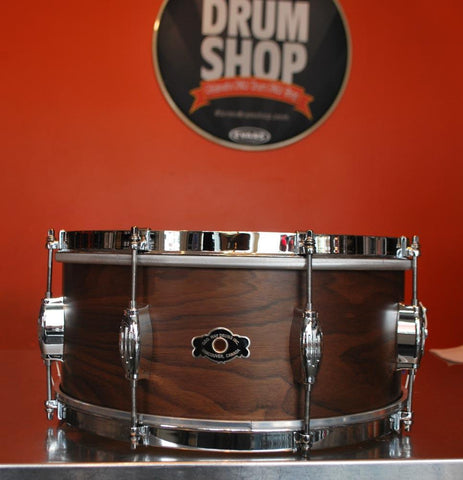George Way Tradition Snare Walnut-used drum kit George Way