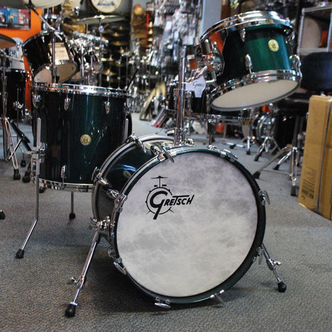 Gretsch 125th Anniversary Bebop set used drum kit Gretsch