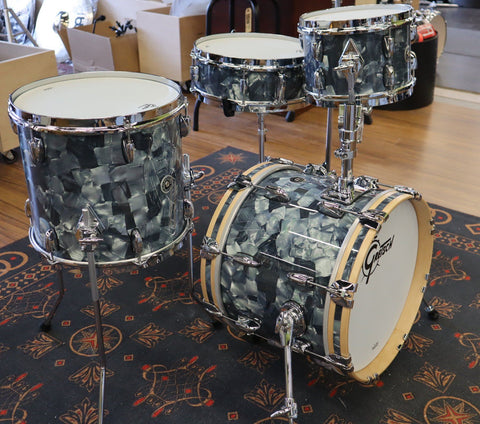 Gretsch Brooklyn Micro Kit - New Finishes drum kit Gretsch