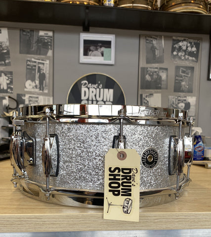 Gretsch Brooklyn Snare 5.5x14 - Used drum kit Gretsch