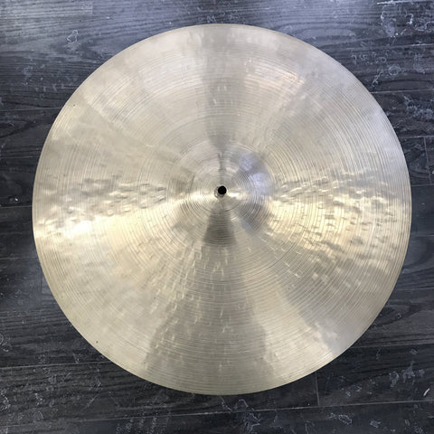 "K Zildjian 20"" Istanbul New Stamp - used drum kit K Zildjian"