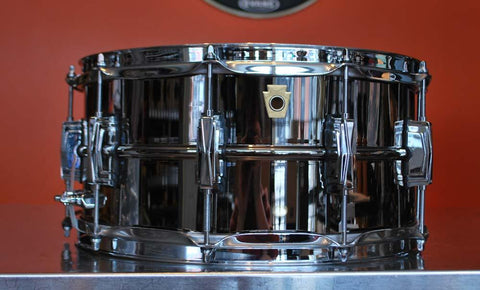 Ludwig Black Beauty Snare 6.5x14 Snare Drum Ludwig